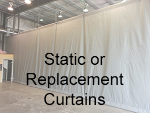 Static or Replacement Curtains